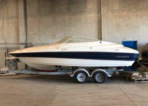 Campion 505 Allante Boat - Colour Change Combo Full Wrap