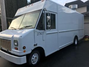 Food Truck - Custom print Full wrap