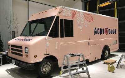 Food Truck – Custom Print Full Wrap