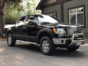 Ford F-150 - Colour Change Full Wrap with Decal Overlays