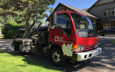 GMC W4500 Cabover – Colour Change Wrap with Decal Overlays