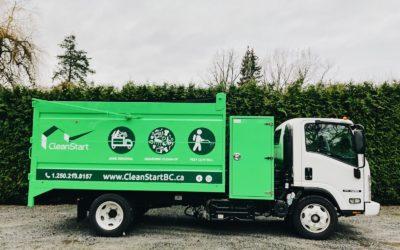 Isuzu NRR Dump Truck – Decal Kit