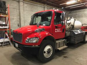 Freightliner-M2-Cab-Colour-Change-Full-Wrap-with-Decal-Overlays